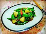 刀豆炒土豆的做法[图]