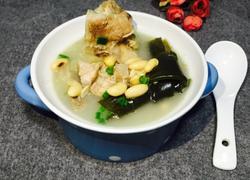 黄豆海带大骨汤