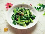 蒜蓉炒小油菜的做法[图]