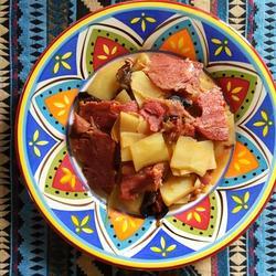 土豆牛肉的做法[图]