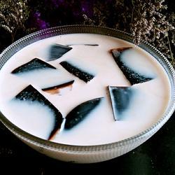 烧仙草奶茶