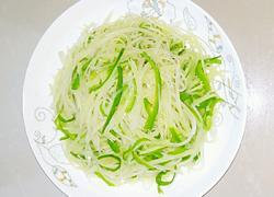 辣椒炒土豆丝