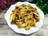 蘑菇炒肉的做法[图]