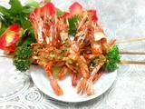 烧烤串串虾的做法[图]