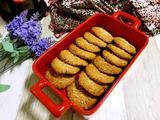 燕麦椰蓉饼干的做法[图]