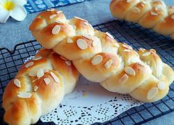 杏仁大面包