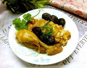 電飯煲燜雞[圖]