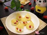 草莓淡奶油泡芙的做法[图]