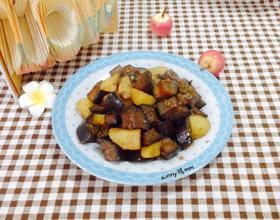 土豆烧茄子[图]