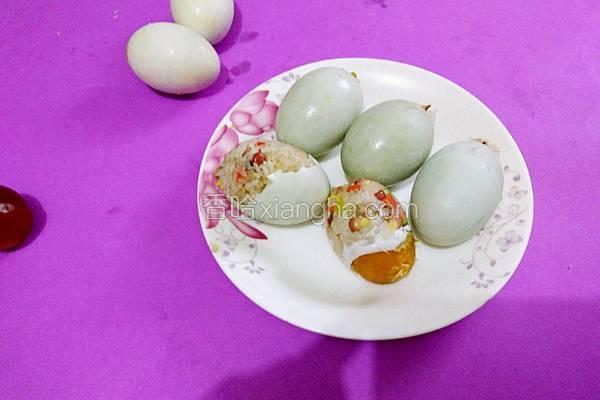 咸蛋糯米饭