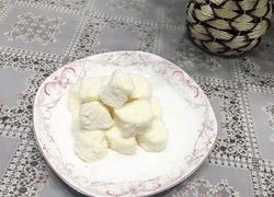 椰丝牛奶小方块