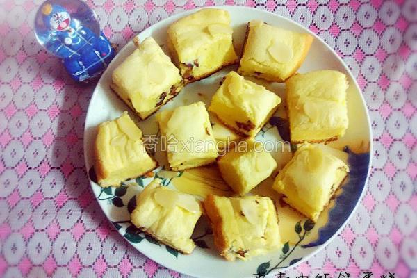 电饭煲原味蛋糕