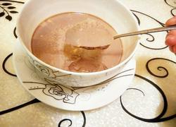 巧克力鸡蛋布丁