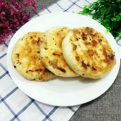 香酥肉锅饼