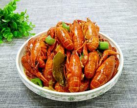 红烧小龙虾[图]