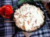 鲜虾培根芝士焗饭的做法[图]