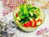 糖醋萝卜拌黄瓜的做法[图]