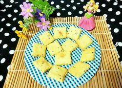 玉米杂粮饼干