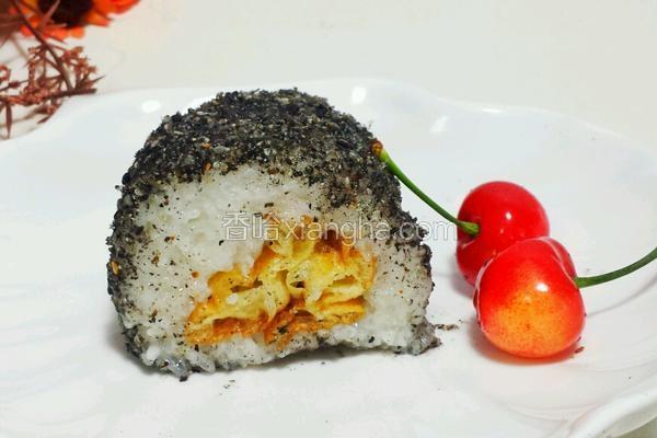 糯米油条糍饭团