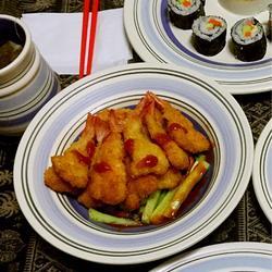 日式炸大虾
