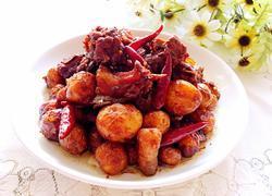 酱焖排骨小土豆