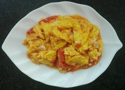 番茄塌蛋~家常菜