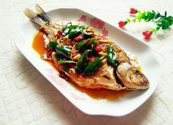 红烧武昌鱼
