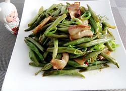 五花肉炖芸豆