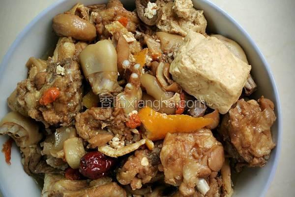 蒸排骨的家常做法_焖狗肉的做法_菜谱_香哈网