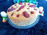 红糖大枣蔓越莓发糕的做法[图]