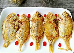 香煎红立鱼