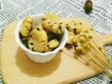曼越莓奶油花生小饼干的做法[图]