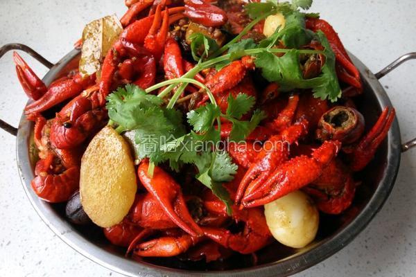 湖北油闷大虾(香辣小龙虾)