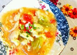 蕃茄面疙瘩汤