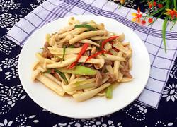 蚝油海鲜菇