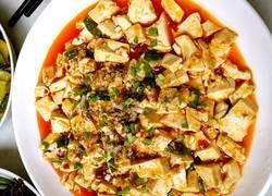 麻婆豆腐(四川妹子)