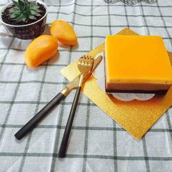 巧克力芒果芝士蛋糕