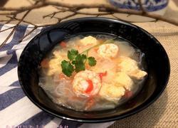 冬瓜虾仁丸子汤