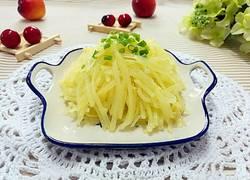 清炒土豆丝