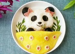 大熊猫饭团