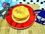 奶香葡萄干玉米面饼的做法[图]