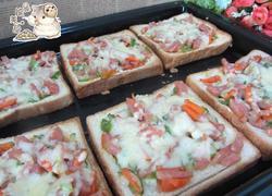 面包底披萨