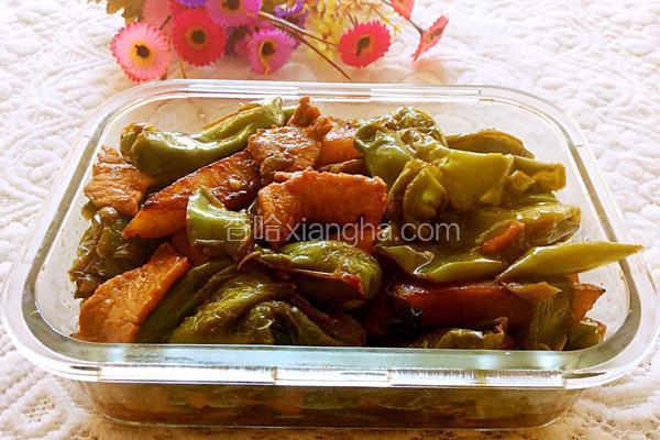 干煸麻椒土豆