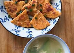 海鲜泡菜煎饼❤️