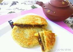 红糖油酥饼
