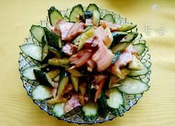 凉拌青瓜猪头肉