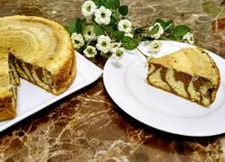 斑马纹蛋糕