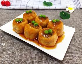 糯米酿豆腐[图]