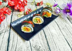 自制寿司卷