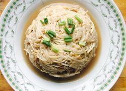 金针菇肉片